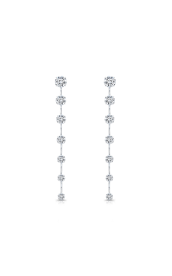 Rahaminov Diamonds Bar Earrings EAR-4504 product image