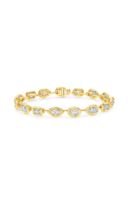 Rahaminov Diamonds Bar Bracelet BR-1983 product image