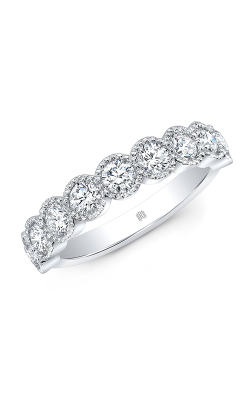 Rahaminov Diamonds Beaded Wedding Band EB-1979 product image
