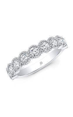 Rahaminov Diamonds Beaded Wedding band EB-1979 product image