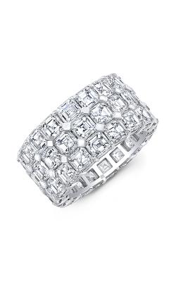 Rahaminov Diamonds Bar Wedding band EB-1137 product image