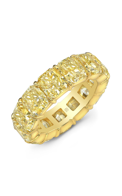Rahaminov Diamonds Bar Wedding band EB-1758 product image
