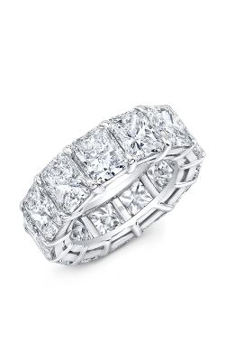 Rahaminov Diamonds Bar Wedding band EB-1919 product image