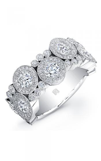 Rahaminov Diamonds Bubble Wedding band EB-1308 product image