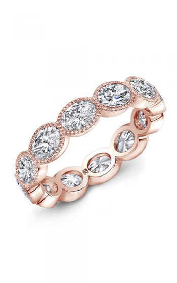 Rahaminov Diamonds Beaded Wedding band EB-1917 product image