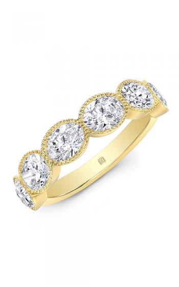 Rahaminov Diamonds Beaded Wedding band EB-1916 product image