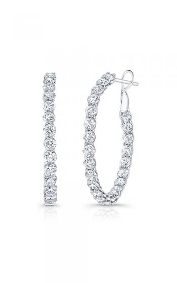 Rahaminov Diamonds Round Earrings EAR-4430 product image