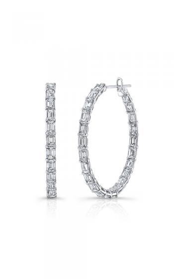 Rahaminov Diamonds Emerald Cut Earrings EAR-4475 product image