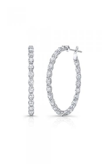 Rahaminov Diamonds Oval Earrings EAR-4482 product image