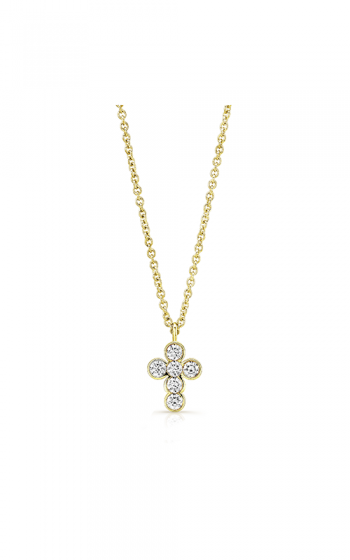 Rahaminov Diamonds Cross Necklace NK-6999 product image