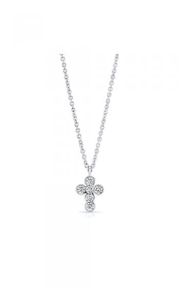 Rahaminov Diamonds Cross Necklace NK-6998 product image