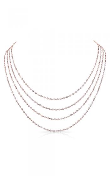 Rahaminov Diamonds 90 Chain Necklace NK-6626 product image