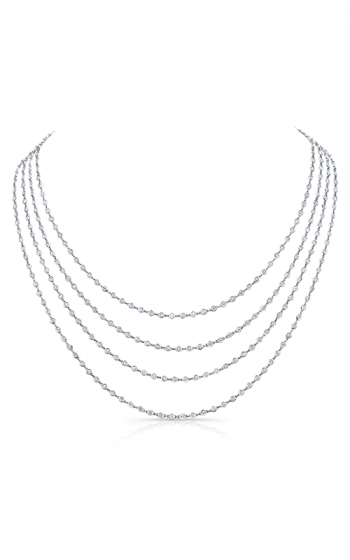 Rahaminov Diamonds 90 Chain Necklace NK-6584 product image
