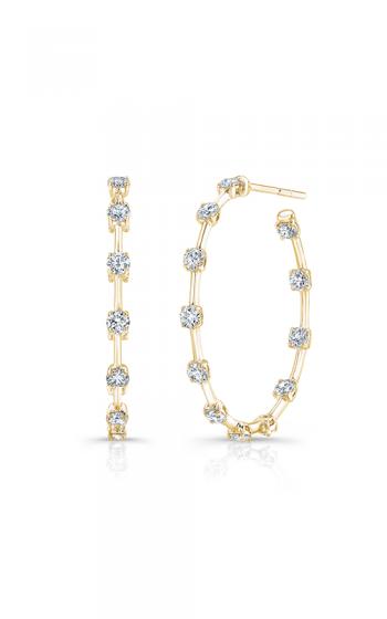 Rahaminov Diamonds Oval Earrings EAR-4477 product image