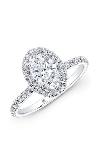 Rahaminov Diamonds Engagement ring F44-2267 product image
