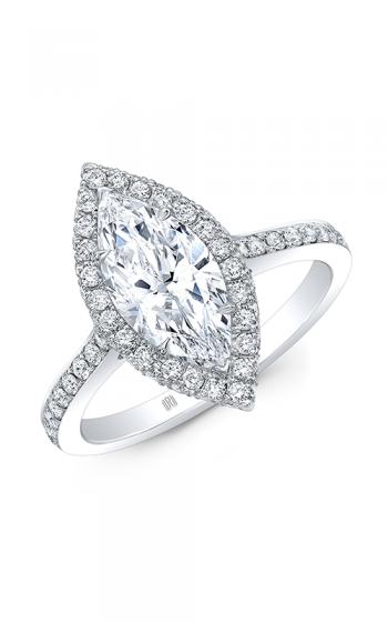 Rahaminov Diamonds Engagement ring F64-2109 product image