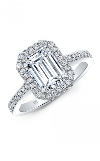 Rahaminov Diamonds Engagement ring F84-2444 product image