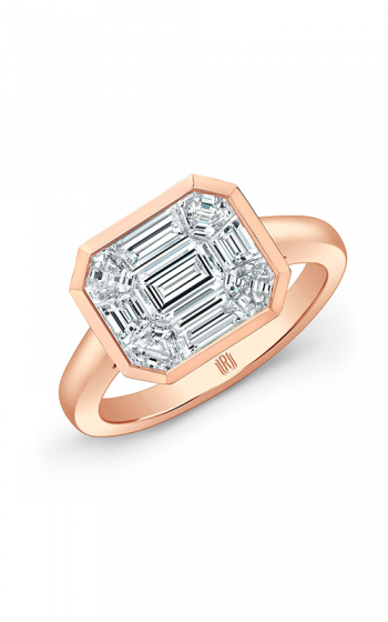 Rahaminov Diamonds Kaleido Fashion ring RING-1790-RG product image