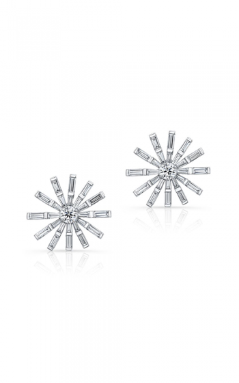 Rahaminov Diamonds Starburst Earrings EAR-4570 product image