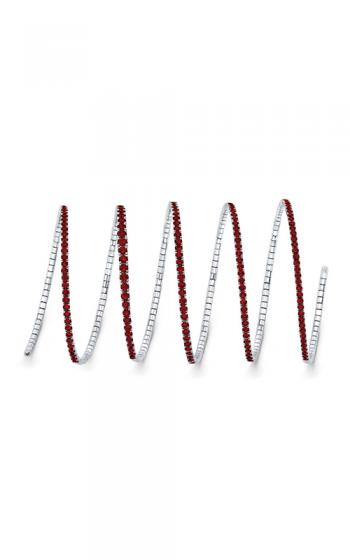 Rahaminov Diamonds Coil Bracelet CS-1382 product image