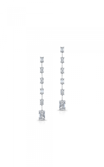 Rahaminov Diamonds Bar Earrings EAR-4624 product image