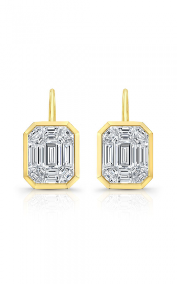 Rahaminov Diamonds Kaleido Earrings EAR-4316-YG product image