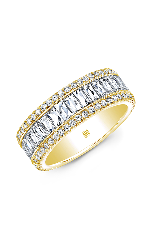 Rahaminov Diamonds Bar Wedding band EB-2130 product image