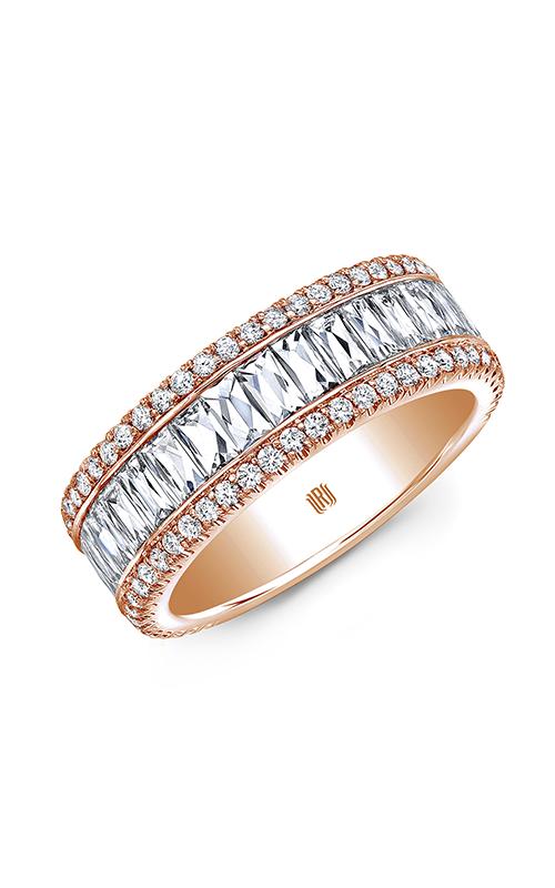 Rahaminov Diamonds Bar Wedding band EB-2131 product image