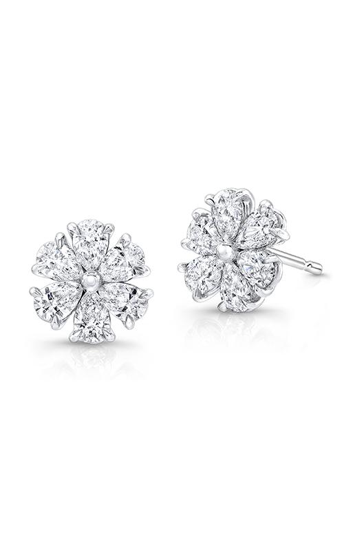 Rahaminov Diamonds Flower Earrings EAR-4012 product image
