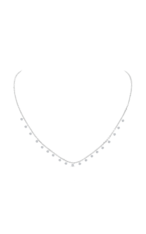 Rahaminov Diamonds Dangle Necklace NK-7024 WG product image