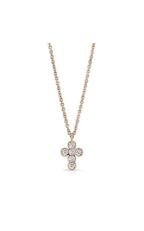 Rahaminov Diamonds Cross Necklace NK-7000 product image