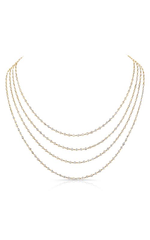 Rahaminov Diamonds 90 Chain Necklace NK-6628 product image