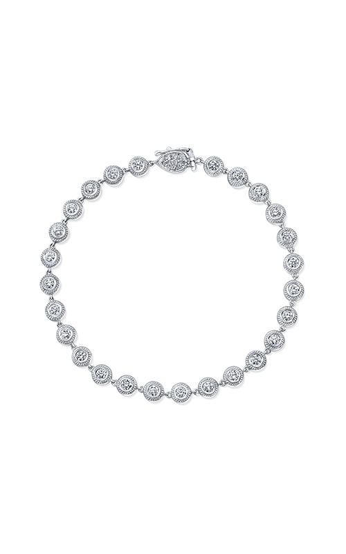 Rahaminov Diamonds Beaded Bracelet BR-1653 product image