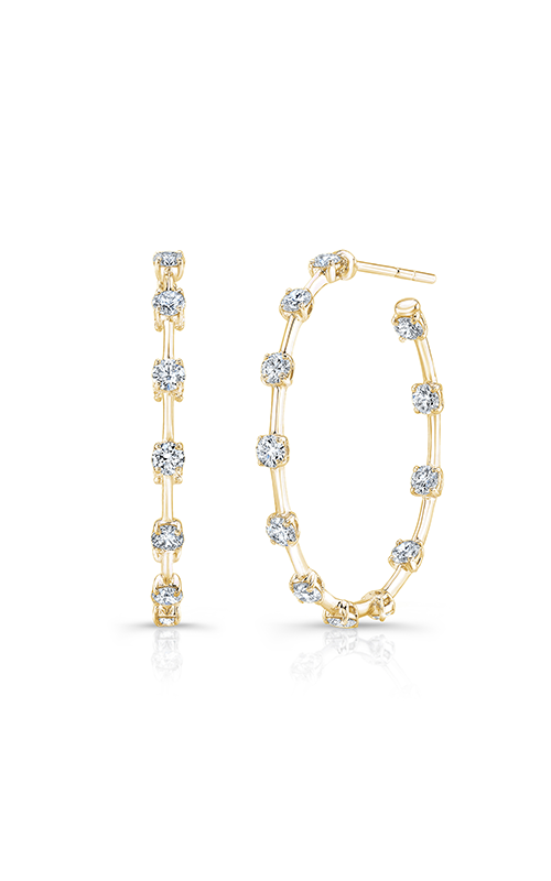 Rahaminov Diamonds Oval Earrings EAR-4477 product image