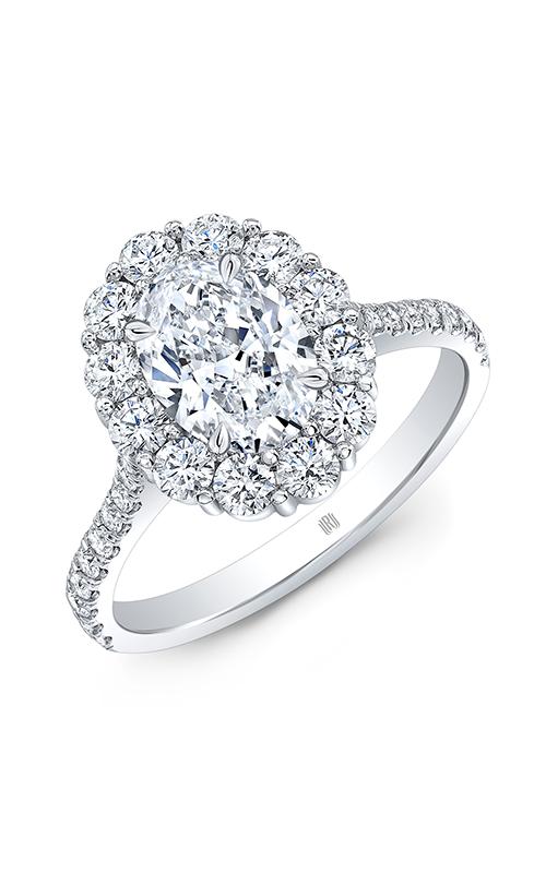 Rahaminov Diamonds Engagement ring F44-2551 product image