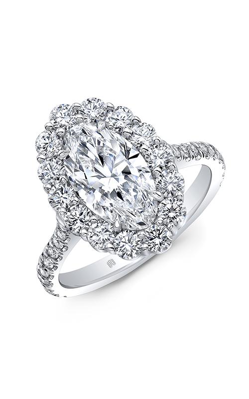 Rahaminov Diamonds Engagement ring F84-2466 product image