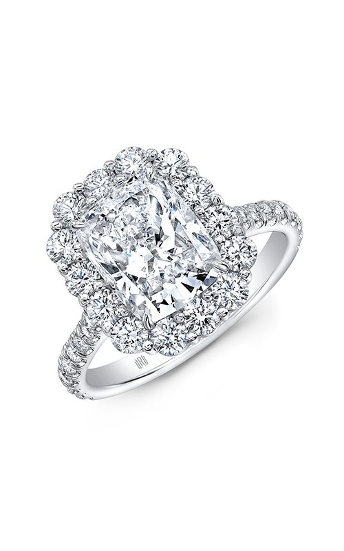 Rahaminov Diamonds Engagement ring F84-2530 product image