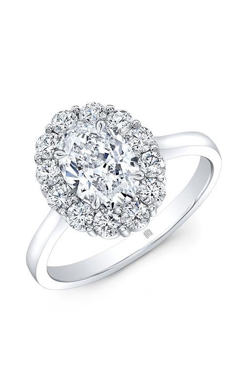 Rahaminov Diamonds Engagement ring F44-2447 product image