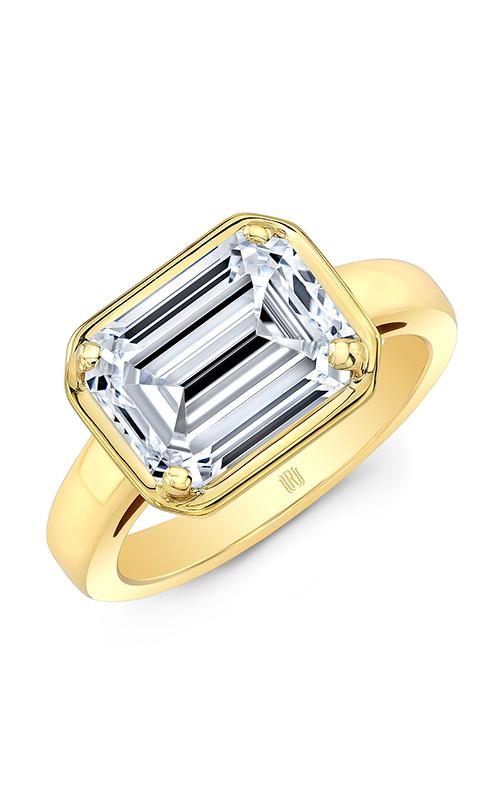 Rahaminov Diamonds Engagement ring FL-2921 product image