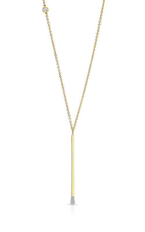 Rahaminov Diamonds Necklaces Necklace FMNK-1244YG product image