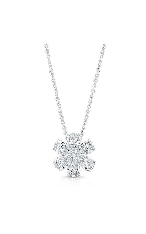 Rahaminov Diamonds Flower Necklace SP-1165 product image