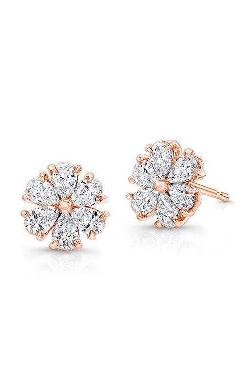 Rahaminov Diamonds Flower Earrings EAR-4612 product image
