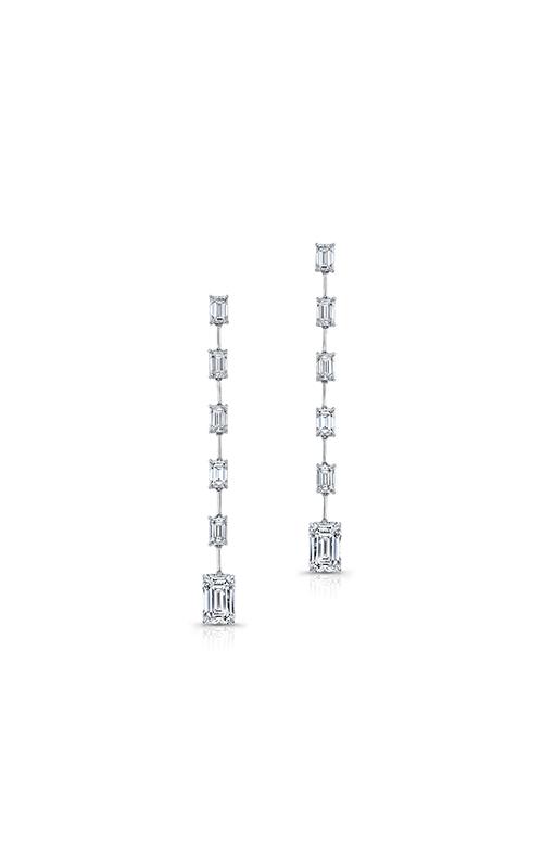 Rahaminov Diamonds Bar Earrings EAR-4624 product image