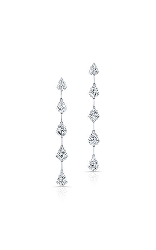 Rahaminov Diamonds Bar Earrings EAR-4610 product image