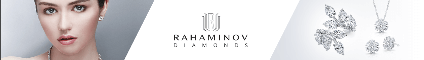 Rahaminov Diamonds Studs