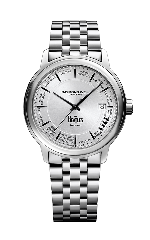 Raymond Weil Maestro Watch 2237-ST-BEAT1 product image