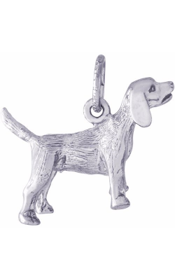 Rembrandt Charms Beagle Dog Charm 0149 product image