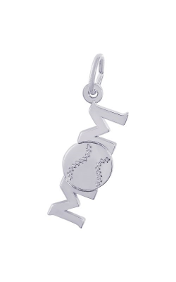 Rembrandt Charms Baseball Mom Charm 1791 product image