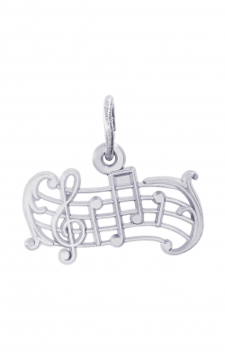 Rembrandt Charms Music Staff Charm 0263 product image