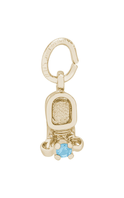 Rembrandt Charms Birthdays & Birthstones Charm 0473-03 product image